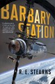 Cover for Barbary Station