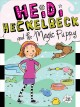 Cover for Heidi Heckelbeck and the Magic Puppy