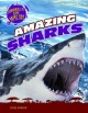 Cover for Amazing sharks