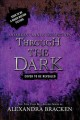 Cover for Through the dark