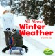 Cover for All about winter weather