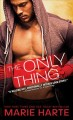 Cover for The only thing