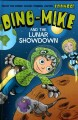 Cover for Dino-Mike and the lunar showdown