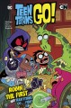 Cover for Robin the first and Teen Titans go.. fish!