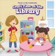 Cover for Craft time at the library
