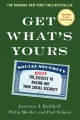 Cover for Get what's yours: the secrets to maxing out your Social Security