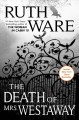 Cover for The death of Mrs. Westaway