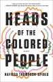 Cover for Heads of the colored people: stories