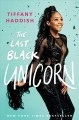 Cover for The last black unicorn