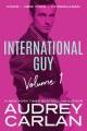 Cover for International Guy. Volume 1: Paris, New York, Copenhagen