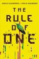 Cover for The rule of one