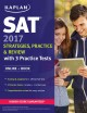 Cover for SAT 2017: strategies, practice & review with 3 practice tests