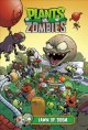 Cover for Plants vs. zombies. Lawn of Doom Lawn of doom