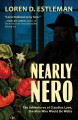 Cover for Nearly Nero: the adventures of Claudius Lyon, the man who would be Wolfe