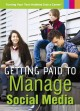 Cover for Getting paid to manage social media