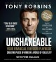 Cover for Unshakeable: your financial freedom playbook: creating peace of mind in a w...