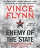 Cover for Enemy of the state: a Mitch Rapp novel