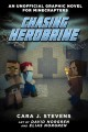 Cover for Chasing Herobrine: an unofficial graphic novel for minecrafters