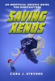 Cover for Saving Xenos / An Unofficial Graphic Novel for Minecrafters