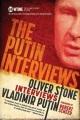 Cover for The Putin Interviews: Oliver Stone Interviews Vladimir Putin