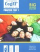 Cover for Crush the CogAT series practice test 1: grades K, 1 and 2