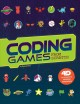 Cover for Coding games from Scratch / An Augmented Reading Experience: 4D Book