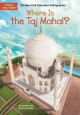Cover for Where Is the Taj Mahal?