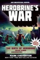 Cover for Herobrine's war: an unofficial Minecrafter's adventure
