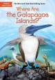 Cover for Where Are the Galapagos Islands?