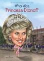 Cover for Who Was Princess Diana?