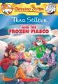 Cover for Thea Stilton and the frozen fiasco