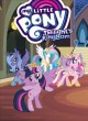 Cover for My Little Pony: Twilight's Kingdom