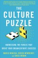 Cover for The culture puzzle: harnessing the forces that drive your organization's su...