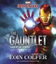 Cover for Iron Man. The gauntlet
