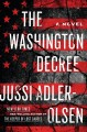 Cover for The Washington Decree