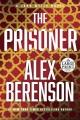 Cover for The prisoner [Large Print]