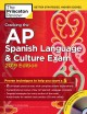 Cover for Cracking the AP Spanish language & culture exam with audio CD