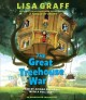 Cover for The great treehouse war