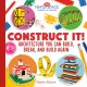 Cover for Construct It! Architecture You Can Build, Break, and Build Again