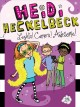 Cover for Heidi Heckelbeck. Lights! Camera! Awesome!
