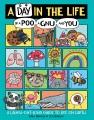 Cover for A day in the life of a poo, a gnu, and you