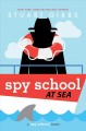 Cover for Spy School at Sea