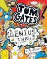 Cover for Tom Gates: Genius Ideas - Mostly