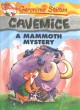 Cover for A Mammoth Mystery