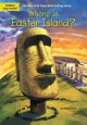 Cover for Where Is Easter Island?