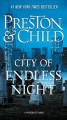 Cover for City of endless night [Large Print]