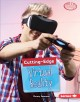 Cover for Cutting-edge virtual reality