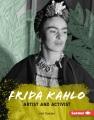 Cover for Frida Kahlo: artist and activist