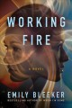 Cover for Working fire: a novel