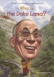 Cover for Who Is the Dalai Lama?